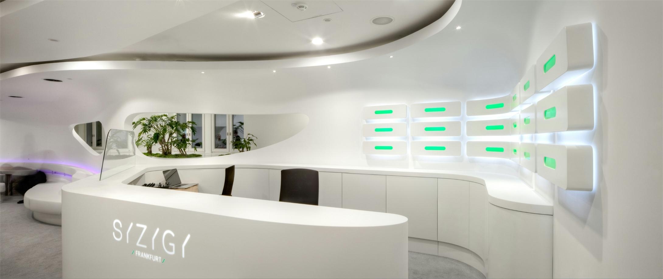 Aménagement point d'accueil cabinet médical
