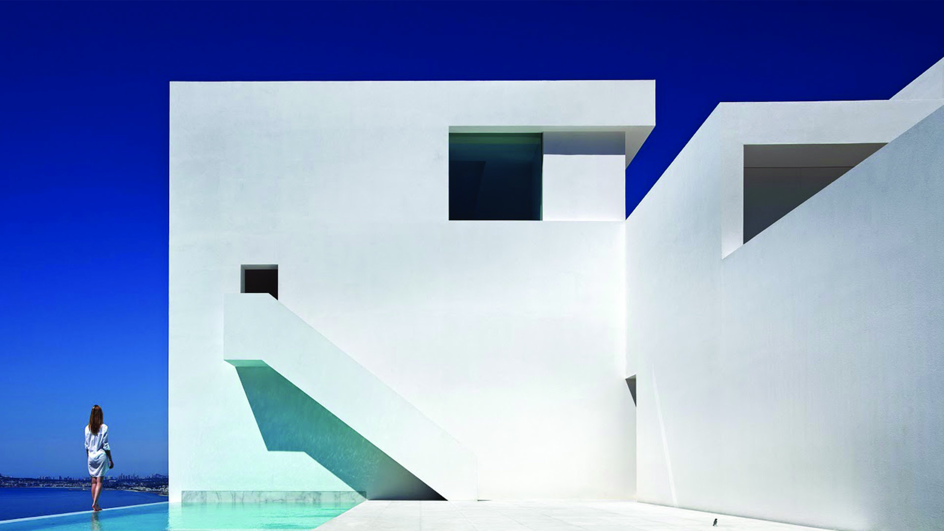 Porcelanosa-Grupo_projects_FRAN SILVESTRE ARQUITECTOS VALENCIA - HOUSE ON THE CLIFF -  IMG ARQUITECTURA - 01